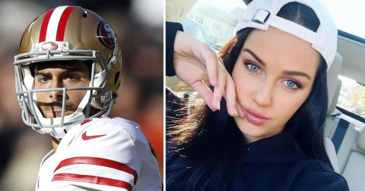 Jimmy Garoppolo's Ex Girlfriend's Mother Also Takes Pleasure in 49ers QB's Injury
