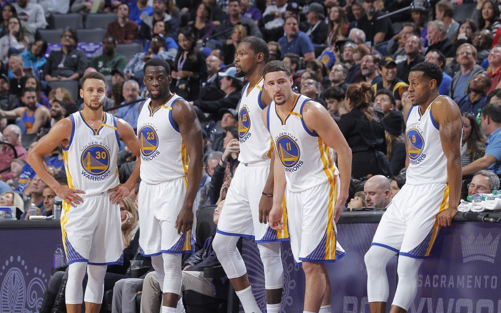 Steve Kerr Hinting This Might be The Warriors Last Season Together