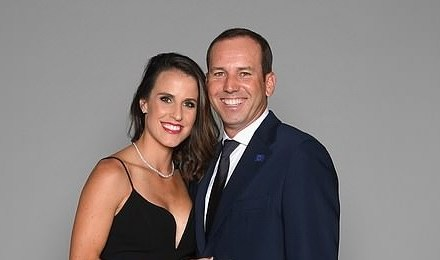 Sergio Garcia and Wife Angela Proudly Show Off Their Baby Daughter