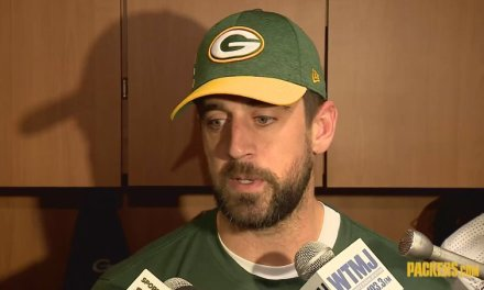 Aaron Rodgers' Practice Absence Costing the Packers