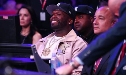 50 Cent Signs Deal with Bellator MMA