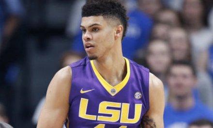 LSU Basketball Player Wayde Sims Killed in Shooting