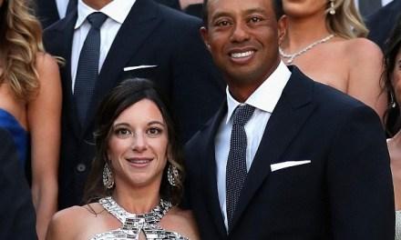 Tiger Woods Girlfriend Erica Herman is Reportedly $240,000 in Debt