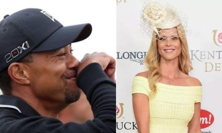 Tiger Woods Reportedly Cheated on Elin Nordegren with 120 Women