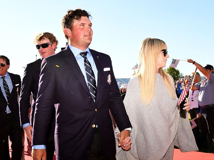 Patrick Reed and Wife Justine Rip Jordan Spieth After Ryder Cup Drama