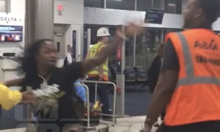 Pacman Jones' Airport Attacker Gets a Year Jail