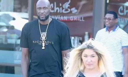 Lamar Odom Reportedly Kidnapped and Held Hostage by Bookies
