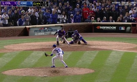 The Rockies Won the National League Wild Card Game in the 13th Inning on a Hit from an Unlikely Hero
