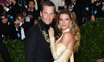 Gisele Bündchen Reveals She fell in love with Tom Brady on First date Because of His 'Kind Eyes'