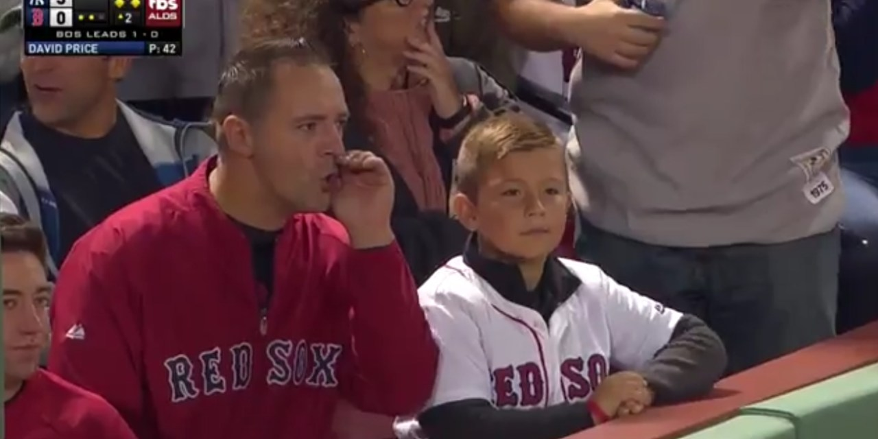 Red Sox Fans Booed David Price after He Failed to Get Out of the 2nd Inning against the Yankees
