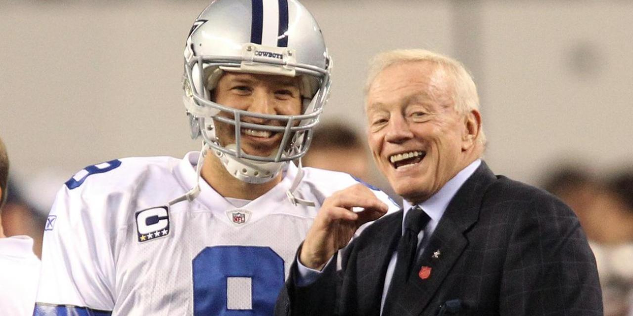 A Petition For Jerry Jones to Bring Tony Romo Back Has Begun