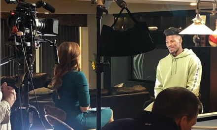 Jimmy Butler's Interview With Rachel Nichols