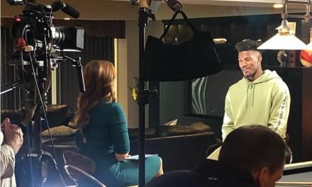 Jimmy Butler's Interview With Rachel Nichols