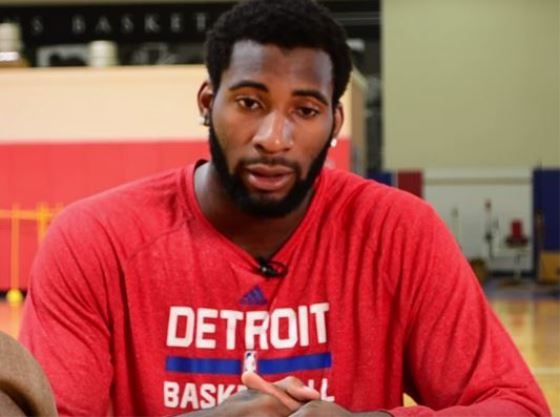 Andre Drummond Releases a Statement Setting the Record Straight