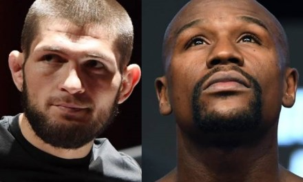 Floyd Mayweather Responds to Khabib After Fight Challenge