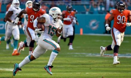 Dolphins' Albert Wilson Says He's the best YAC Receiver in NFL