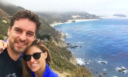 Pau Gasol Announces his Engagement to Catherine 'Cat' McDonnell