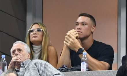 Jen Flaum is Still Responding to DMs About Aaron Judge