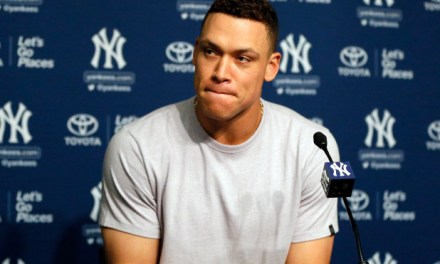 More Details Linking Aaron Judge to His Alleged New Lady Friend