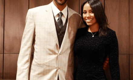 David Price's Wife Tiffany Thinks He Should Do More Yardwork