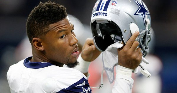 Cowboys Wide Receiver Terrance Williams Gets 3-game Suspension