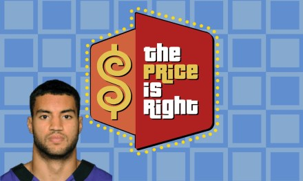 The Newest Male Model on 'The Price Is Right' is Ex NFL Player Devin Goda