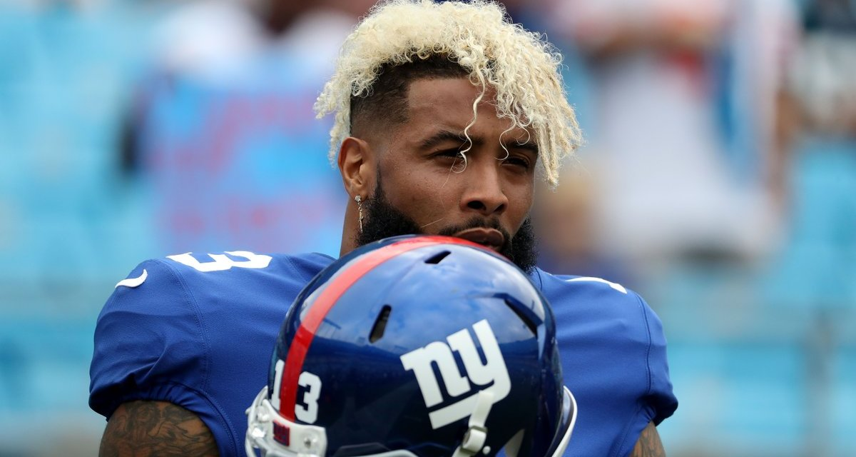 Odell Beckham Jr. 'Respects and Values Giants Owner John Mara's Opinion
