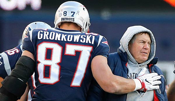 "Gronk is Considered ""Highly Unlikely"" to Play Sunday in Chicago after Not Making the Trip"