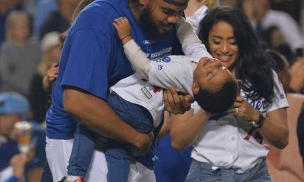 Dodgers Pitcher Kenley Jansen Battles Baby Mama Over Their Child's Health
