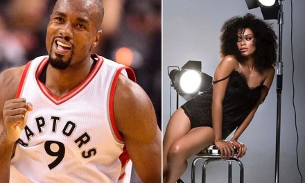 Meet Serge Ibaka's New Girlfriend Pearl Thusi