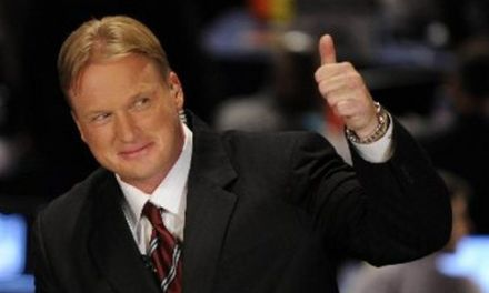 Jon Gruden Told Playboy He Lost His Virginity to the Notre Dame Fight Song