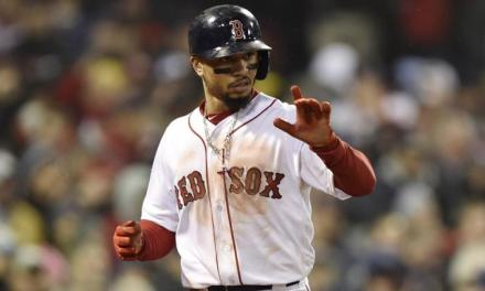 Mookie Betts Commended for Feeding Homeless After Game 2