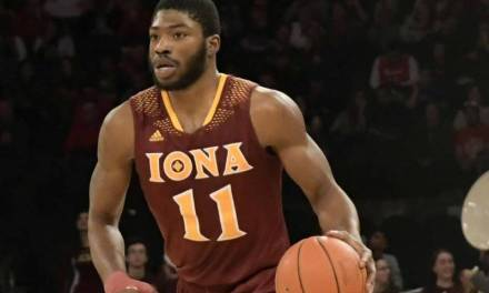 Iona Player Roland Griffin Was Kicked off team For Punching Coach