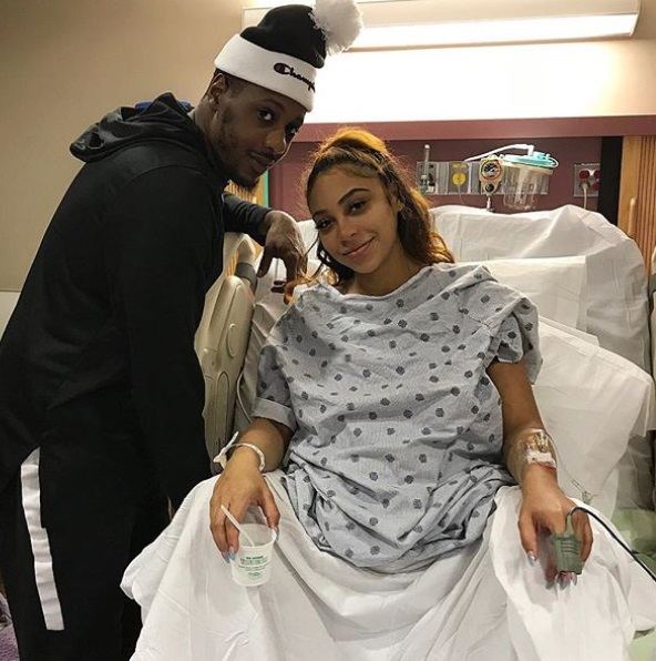 Mario Chalmers and Girlfriend Paijey Baby Welcome a Healthy Baby