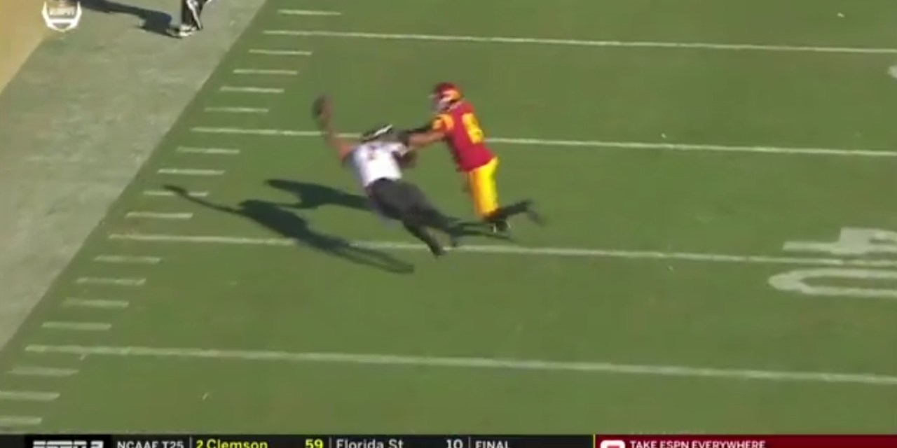Arizona State's N'Keal Harry Made an Absurd One-Handed Catch
