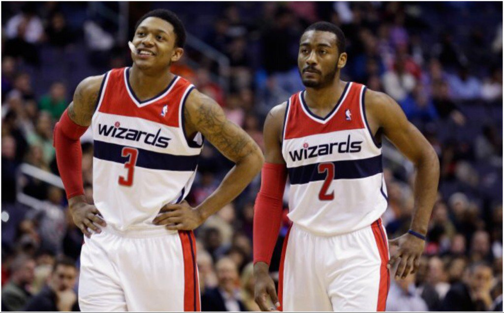 Bradley Beal and John Wall Critical of Teammates 'Worried About who's Getting Shots'