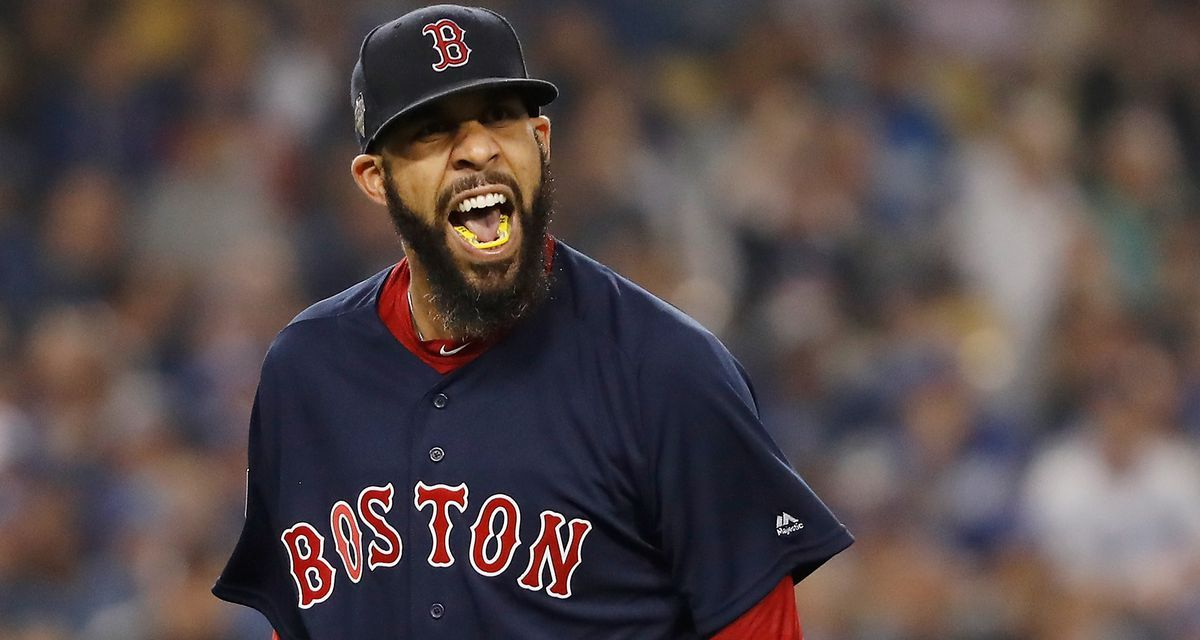 David Price and Steve Pearce Deliver Red Sox World Series in Game 5