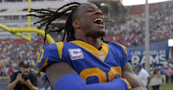 Todd Gurley on Non-TD: Forget Fantasy, Forget Vegas