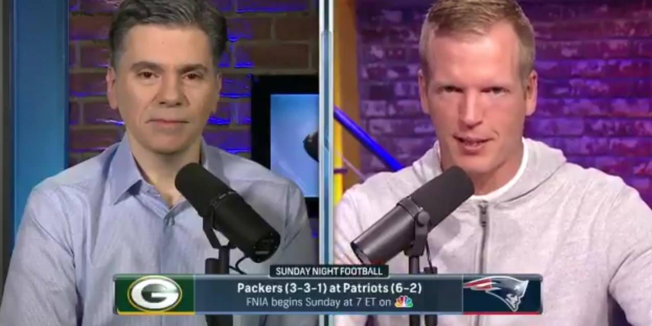 Chris Simms Claims a Vince Wilfork Hit Left His Genitals Looking Like the L.A. Lakers