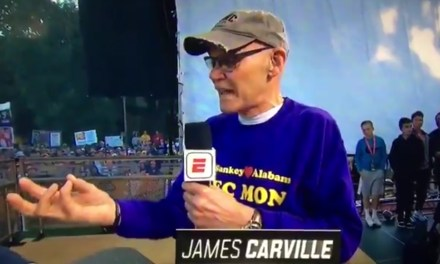 James Carville Laid Out SEC Conspiracy that Favors Alabama on ESPN