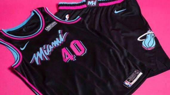 Miami Heat Have New Version of Miami Vice Uniforms