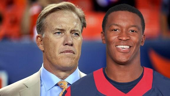 Demaryius Thomas Unloads on John Elway and the Broncos Coaching Staff