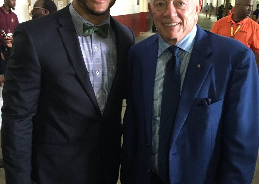 Jerry Jones Says Dak is the Quarterback of the Dallas Cowboys