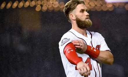 Report: Bryce Harper Rejected 'Aggressive' Nats Offer