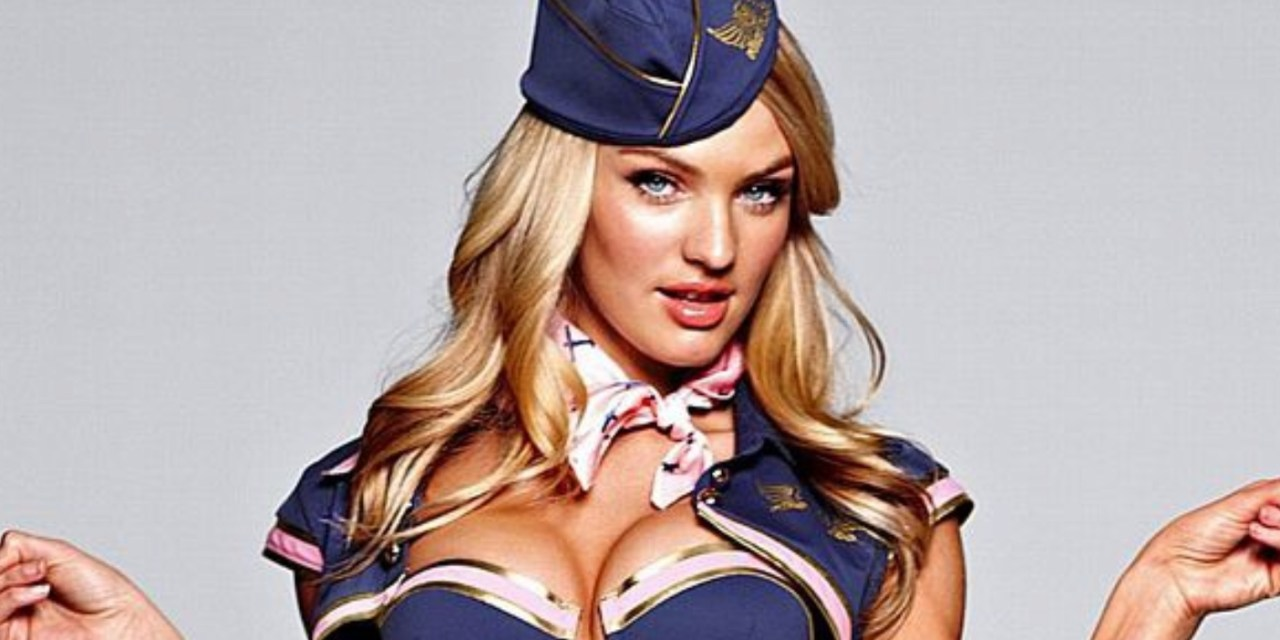 Candice Swanepoel Models Halloween Lingerie, Floyd Mayweather Backs Out of MMA Fight & Le'Veon Bell's Cryptic Tweets