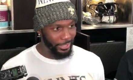 Dez Bryant is Excited to Play with all of the GOATs on the Saints