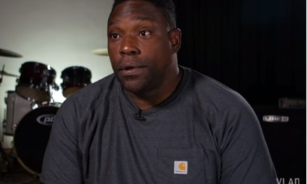 Warren Sapp Says NFL Won't Admit to CTE Lie Just Like Big Tobacco Won't Admit to Cancer