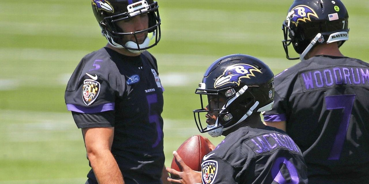 Is it Lamar Jackson Time in Baltimore?