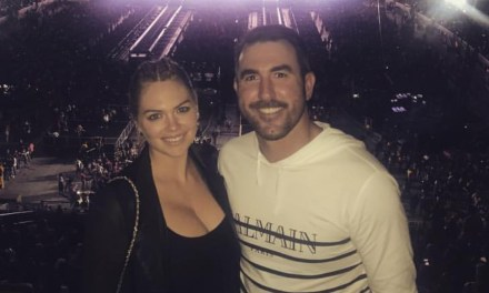Justin Verlander and Kate Upton Welcome a Baby Girl