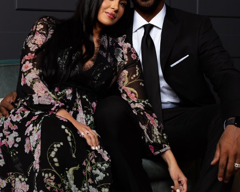 Kobe and Vanessa Bryant Hit Red Carpet for Charity Gala